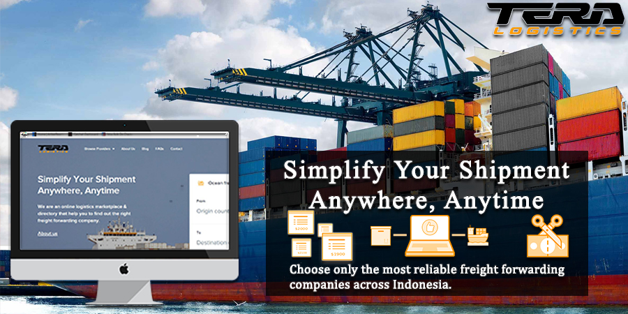 freight forwarding companies in indonesia